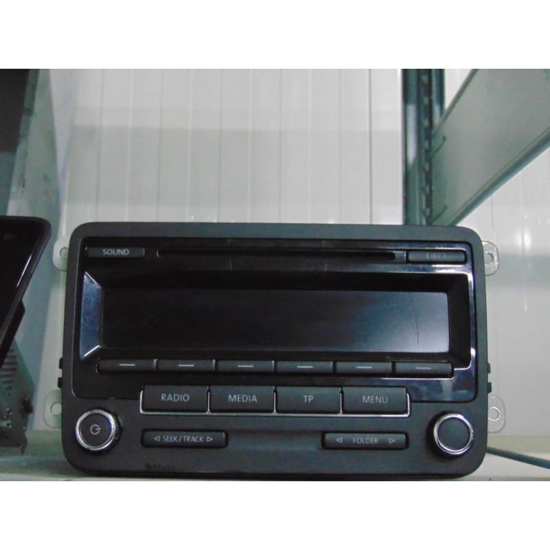 Radio CD Seat toledo cod: 6JA035186