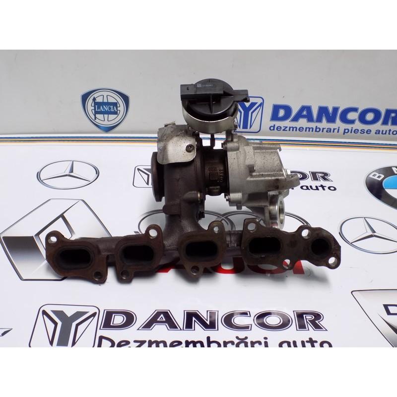 TURBOSUFLANTA VW CADDY IV TIP MOTOR: CUUB, DFSB, euro 6 , 2.0TDI