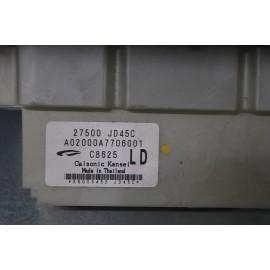 Climatronic NISSAN QASHQAI 2009 cod: 27500JD45C/LD