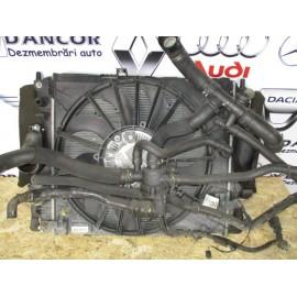 Electroventilator Jaguar XF 3.0D - 2010