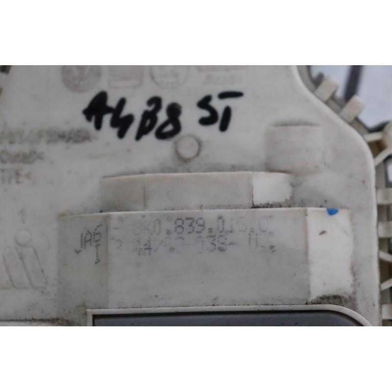 Broasca stanga spate Audi a4 b8 cod: 8K0839015C