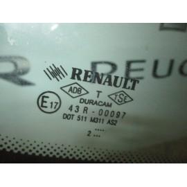 Luneta Renault Megane 1 - Fabricatie 2002