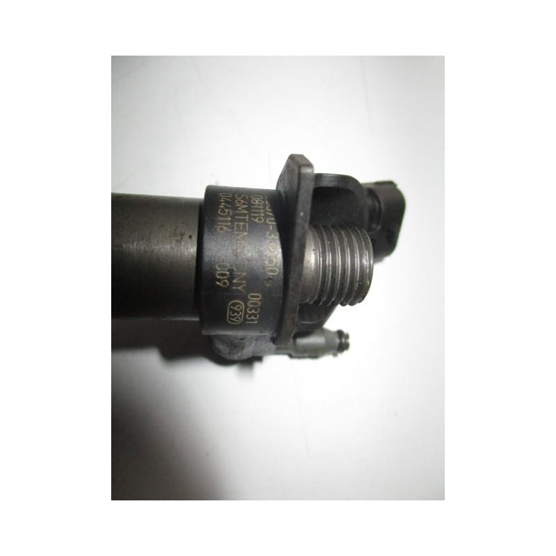Injector Toyota Yaris 1.4 D - 0445116009