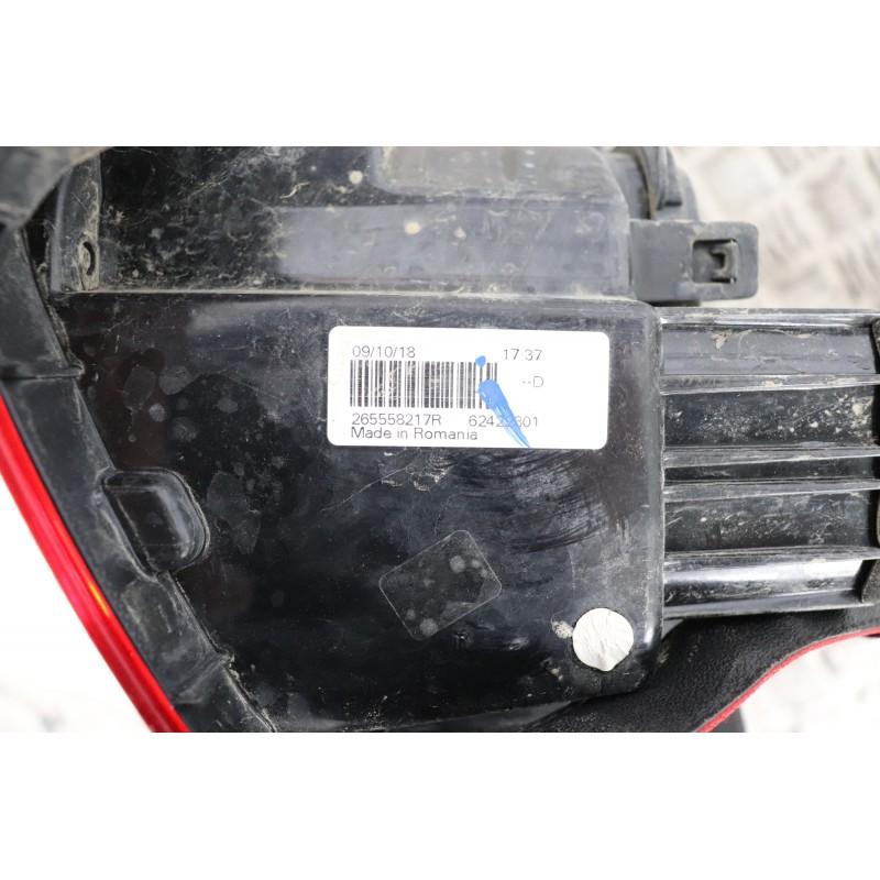 Stop stanga Dacia Duster 2018 cod: 265558217r
