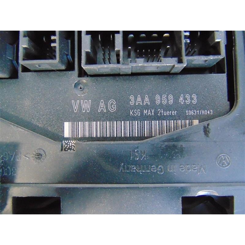Calculator confort VOLKSWAGEN PASSAT 3AA 959 433