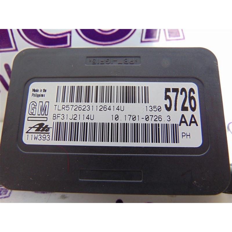Modul ESP OPEL ASTRA J 13505726