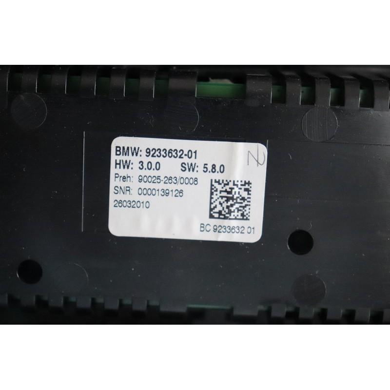 Climatronic BMW Seria 5 F10  9233632-01