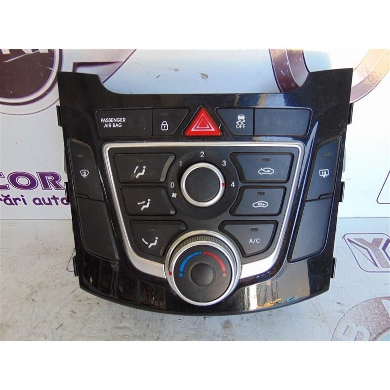 Panou comanda aer conditionat Hyundai I30  97250 A6040GU