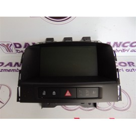 Display bord OPEL ASTRA J 20935346