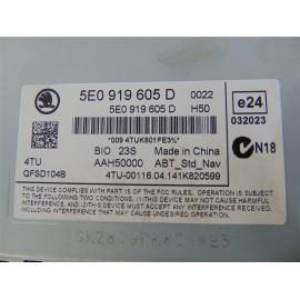 Display bord SKODA OCTAVIA III 5E0 919 605 D