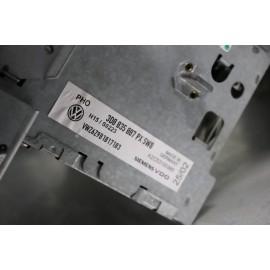 Display bord VOLKSWAGEN PHAETON  3D0035007PX5W8